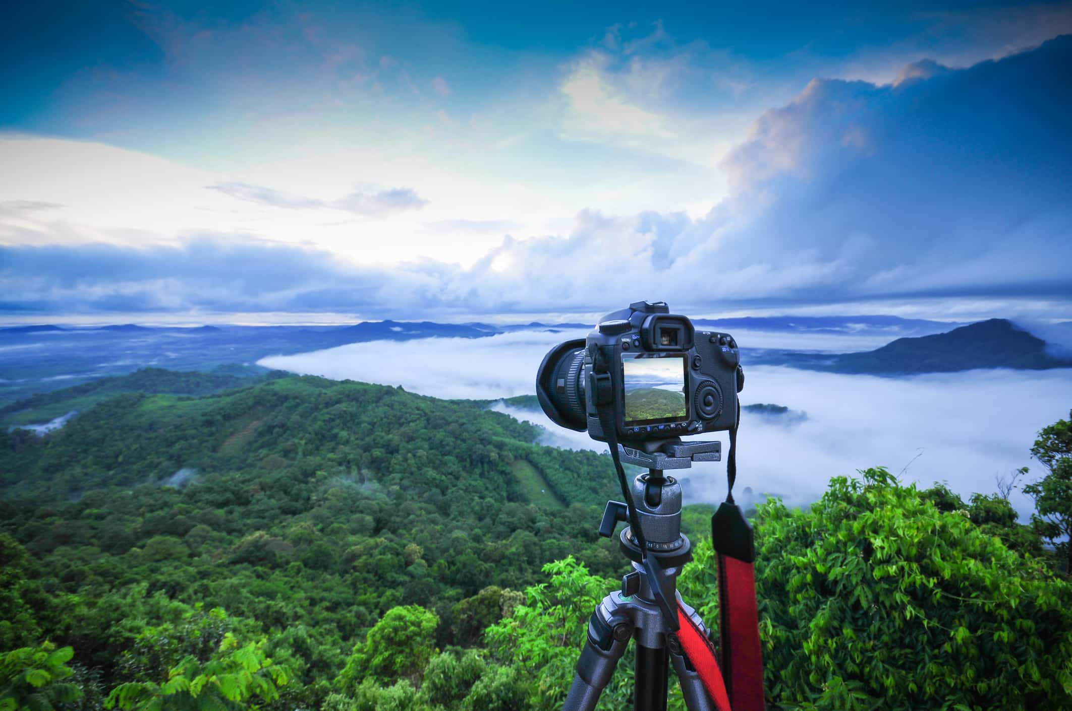 Photographing Landscapes