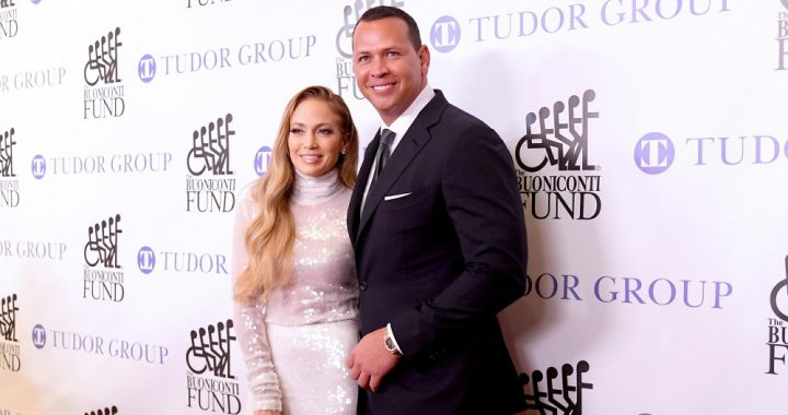 Jennifer Lopez and Alex Rodriguez have the perfect training
