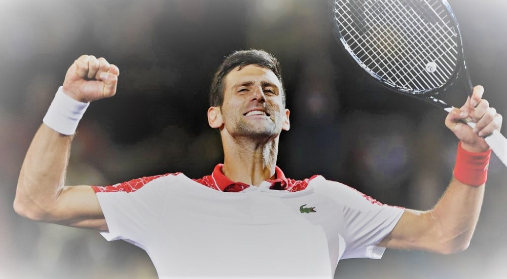 Novak Djokovic win Shanghai Masters crown