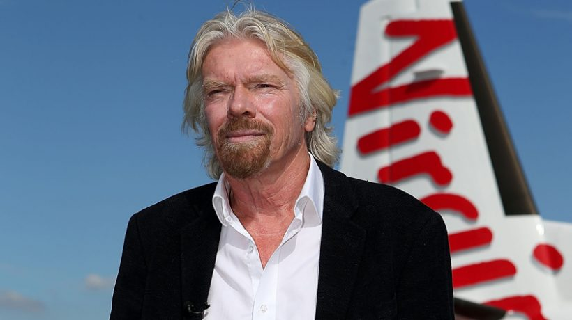 The 10 rules of Richard Branson for being a successful entrepreneur