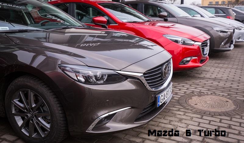Mazda 6 Turbo