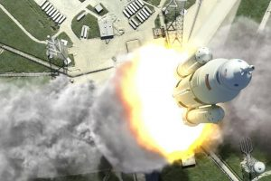The Nasa bets to take men to Mars in a term of 25 years