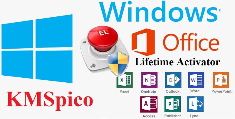 KMSpico windows activator