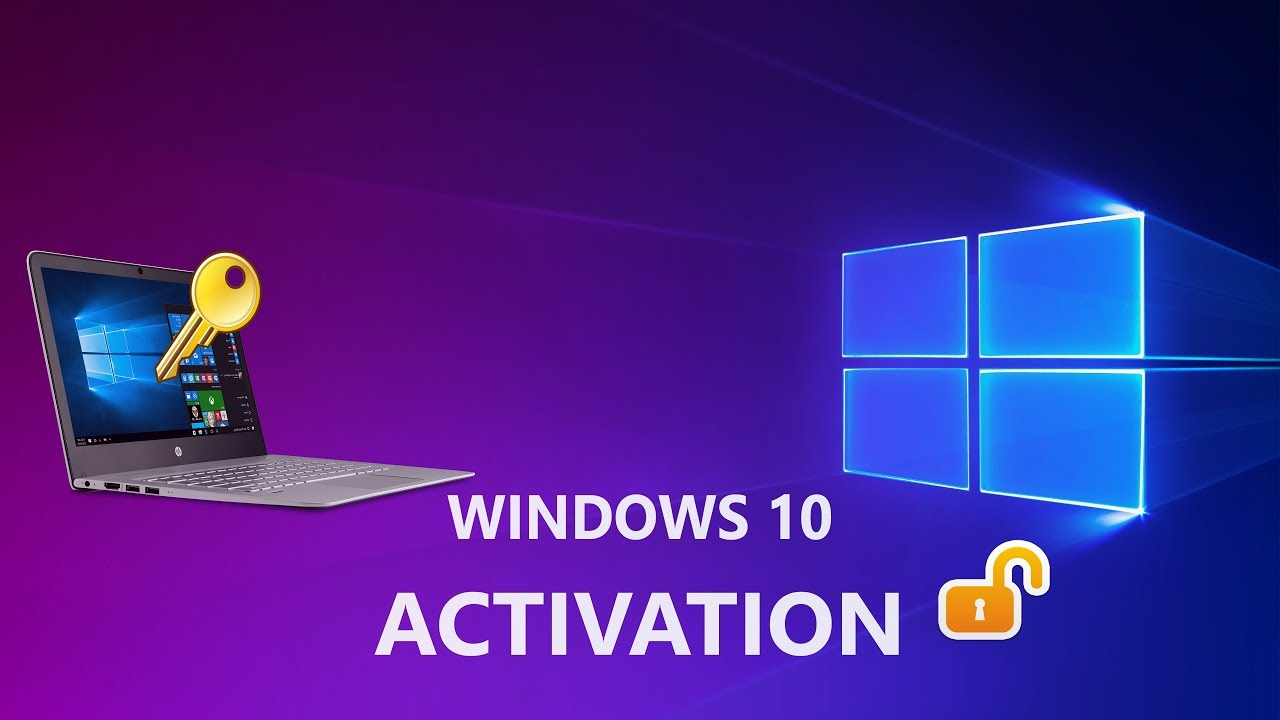 activate a copy of Windows