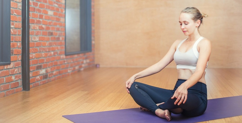 Keys to doing yoga at home