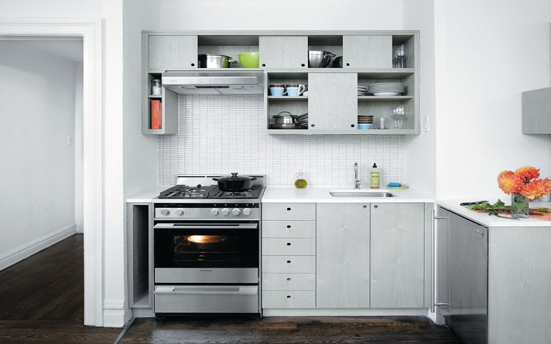 the small kitchen designs