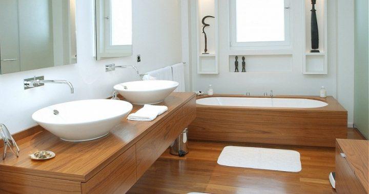 bathroom impeccable