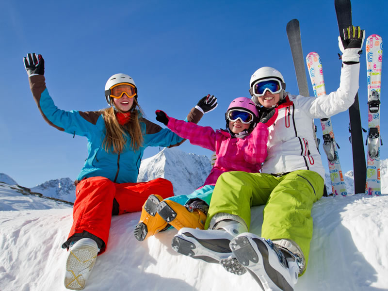 top best mountains with children