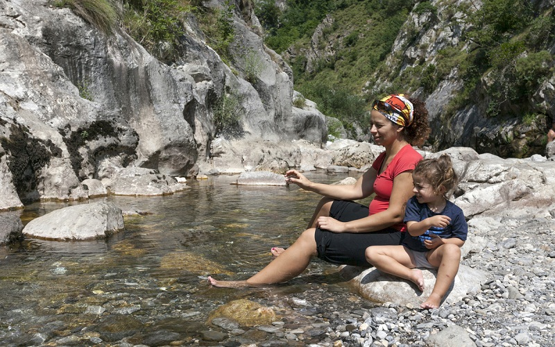 the best mountains with children