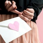 Love letter for Valentine: from heart to heart