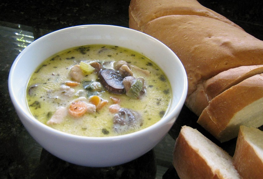 Mushroom cream: the recipe for a nutritious and healthy dish