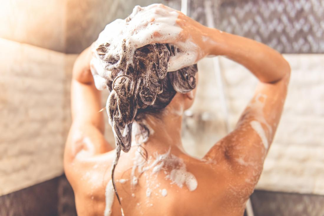 washing products that damage your hair