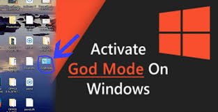 How to activate Windows God Mode