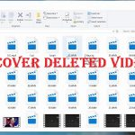 How to recover deleted videos from pc