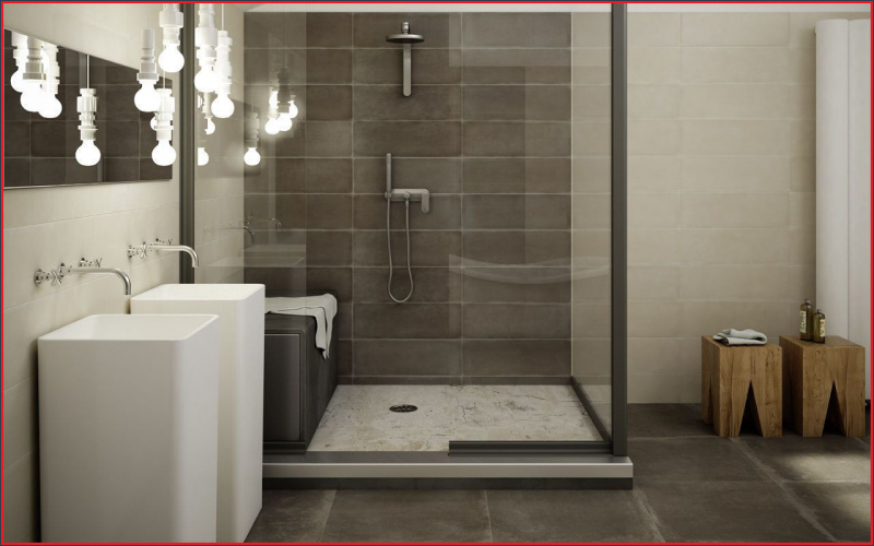 discover modern bathroom