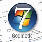 god mode windows 7