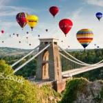 The wonder of watching the Bristol Balloon Fiesta