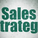 develop sales strategy