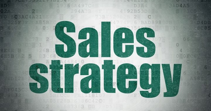 develop sales strategy