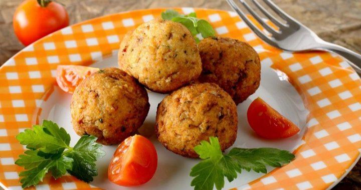 Tuna meatballs recipe