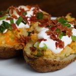 STUFFED POTATO RECIPE