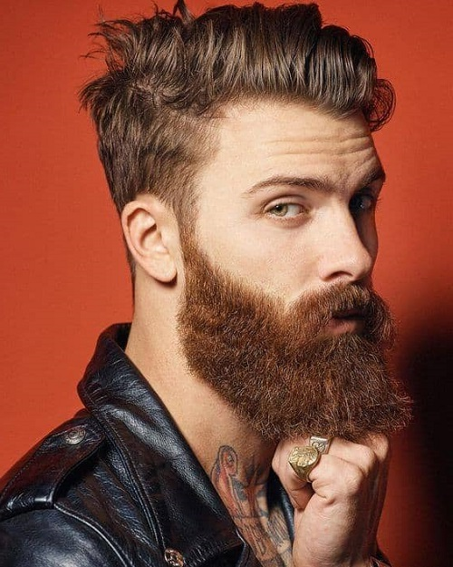 mens stylish hair