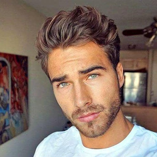 stylish hair ideas for elegant mens