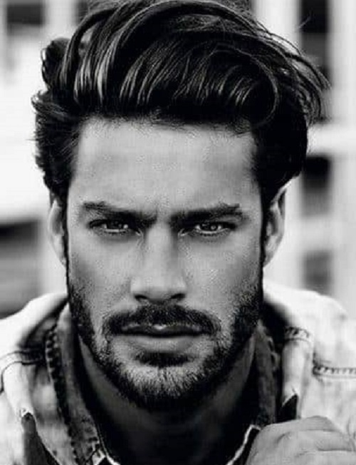 stylish hair for elegant mens