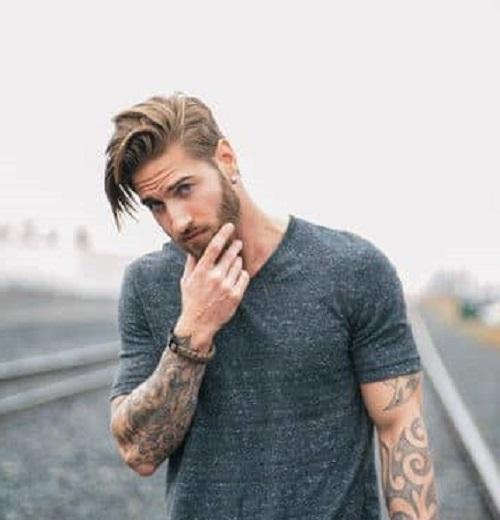 ideas for elegant mens stylish hair