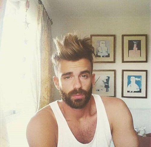 stylish hair ideas for mens