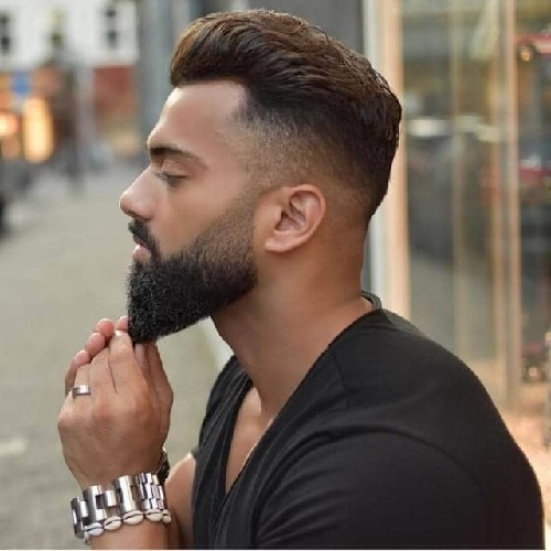 elegant stylish hair ideas for mens