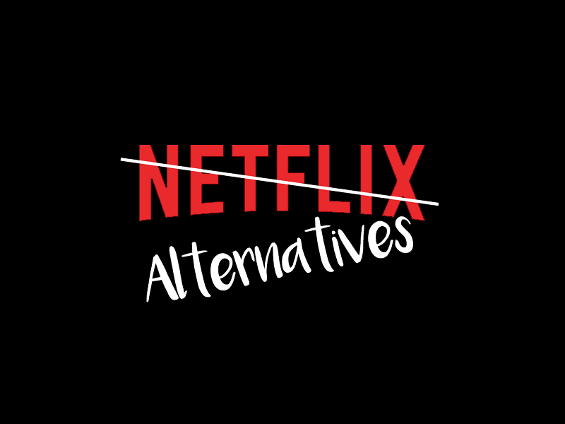 alternatives to Netflix