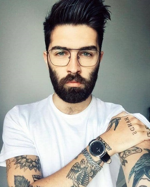 elegant mens hair ideas