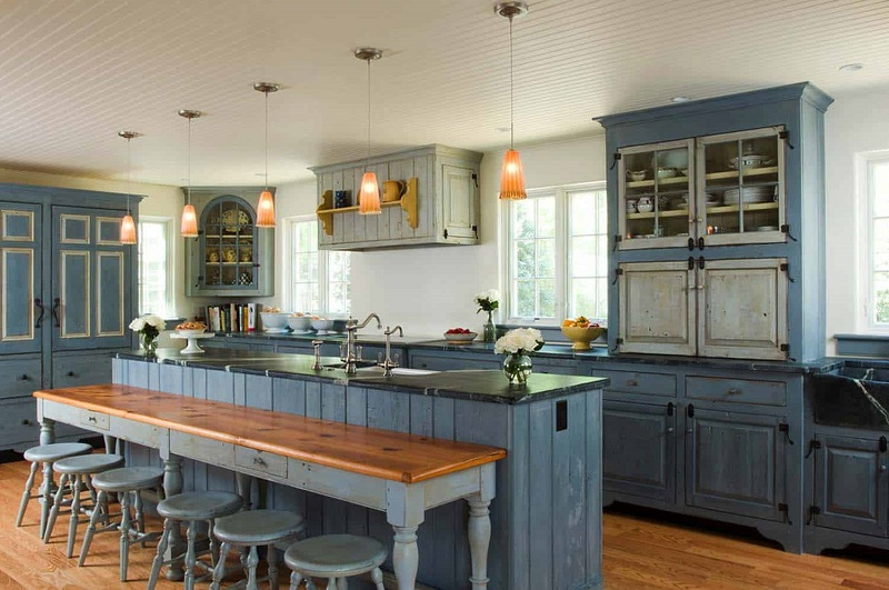 Chic country kitchen