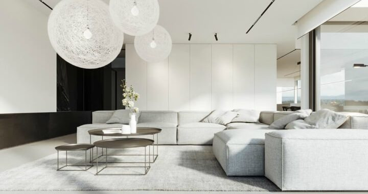 decorate a living room