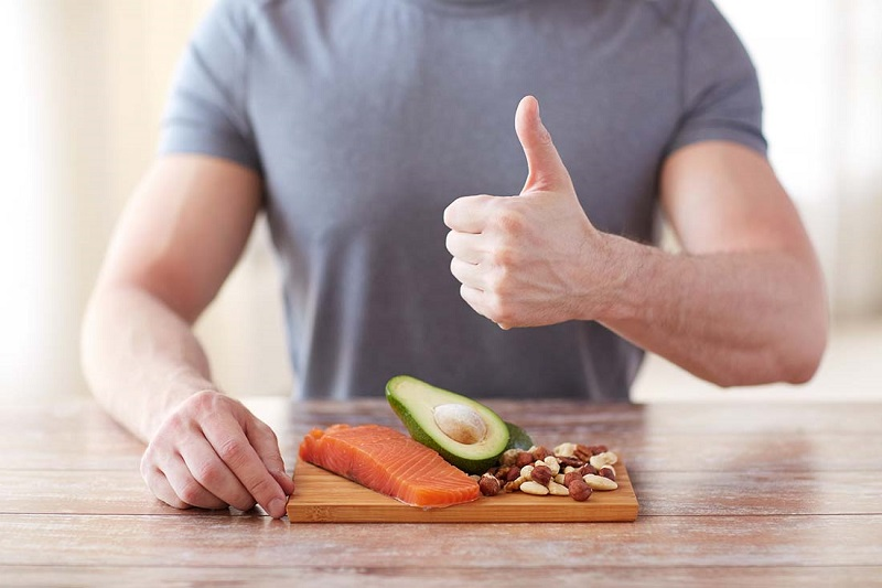Starting from the rules: feeding for the maintenance diet