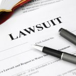 What to do if you're being sued