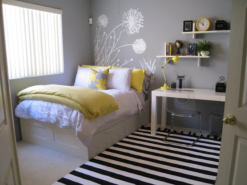 tips to decorate small spaces