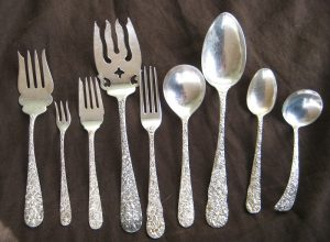 Keep your silverware sterling