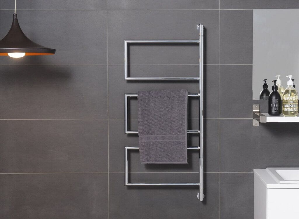 choose heated towel rails