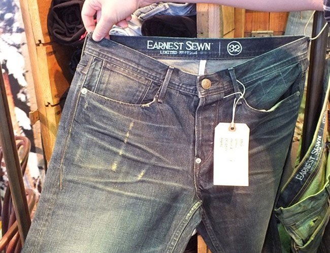most expensive Jeans